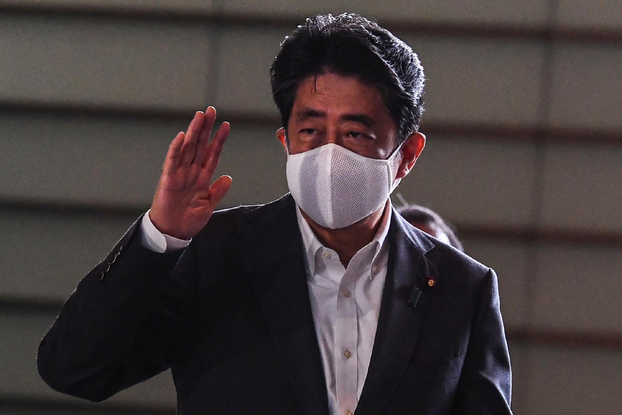 Liberal Democratic Party to vote on successor for Japanese Prime Minister Abe on September 14