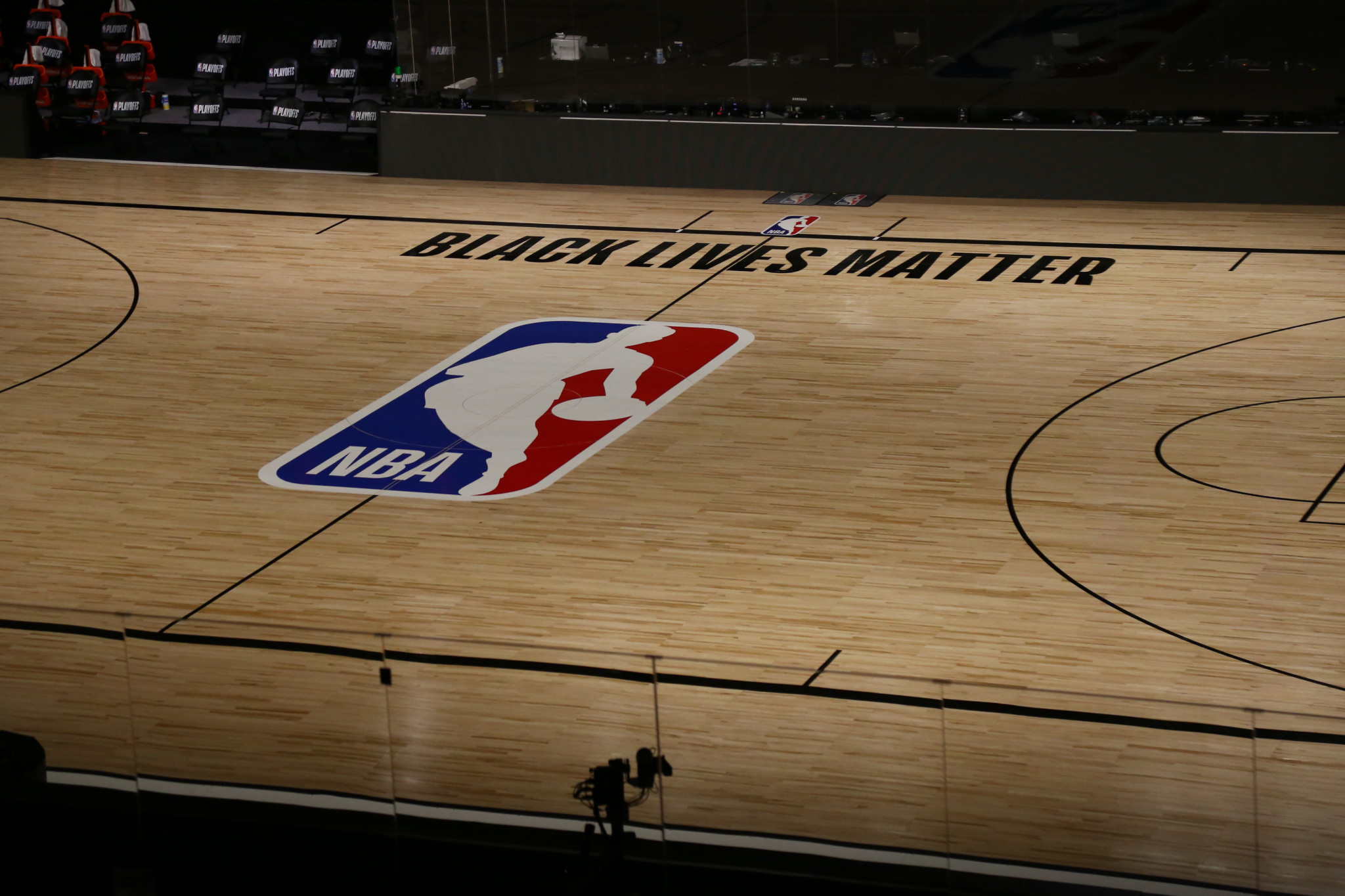 Casey Wasserman highlighted the recent athlete activism in the NBA and WNBA ©Getty Images