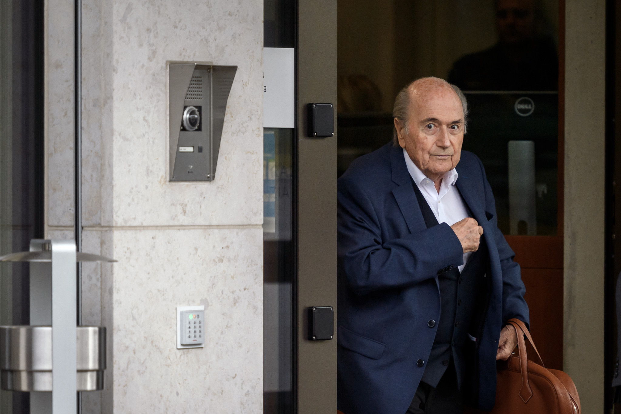 Former FIFA President Blatter faces questioning over Platini payment
