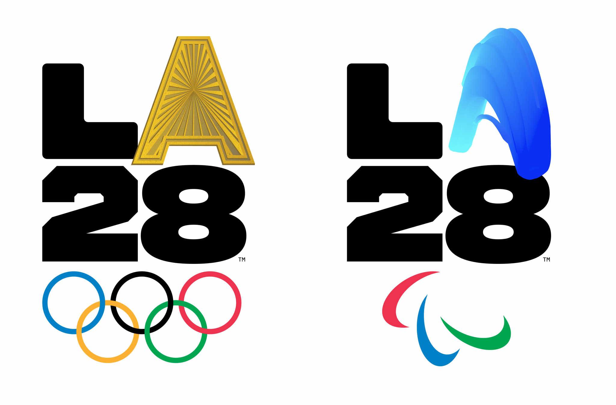 "Los Angeles 2028 unveil digital logo with ""ever-changing A"" to highlight diversity and individuality"