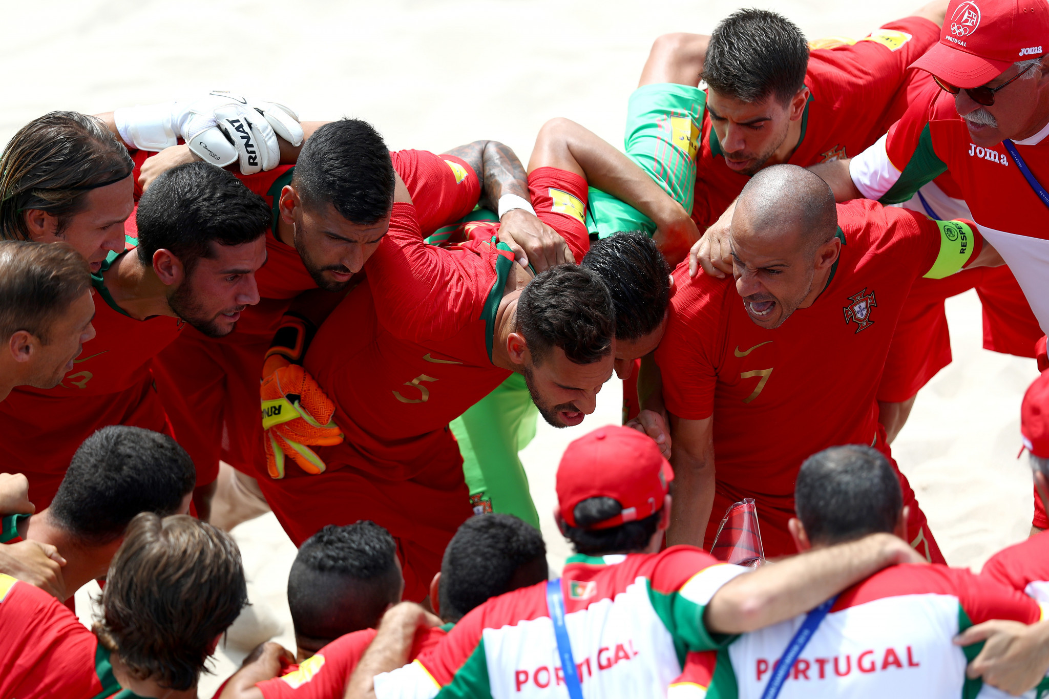 Hosts Portugal favourites for Euro Beach Soccer League Superfinal
