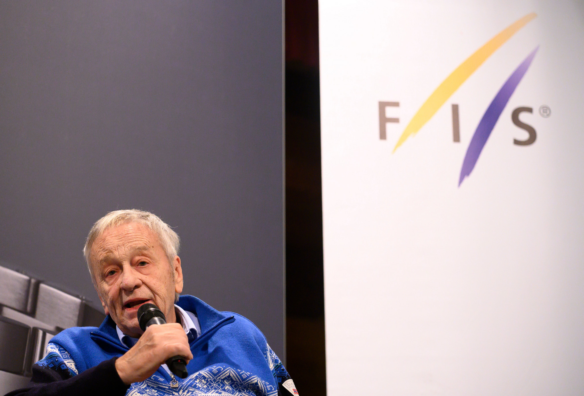 FIS and AIOWF President Gian Franco Kasper said he was pleased with the progress shown in the governance review ©Getty Images