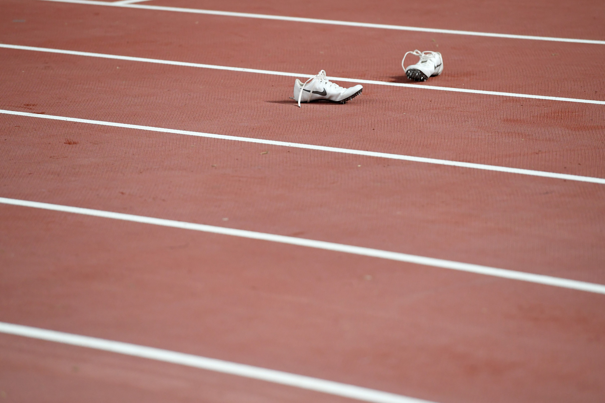 As of July 28, World Athletics reduced the maximum amount of cushioning allowed in track shoes from 40 to 25 millimetres - a change that does not suit Norway's Sondre Nordstad Moen ©Getty Images