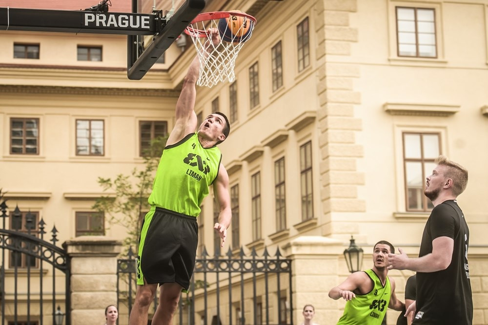 Favourites through on day one of FIBA 3x3 World Tour Final 2020 in Jeddah