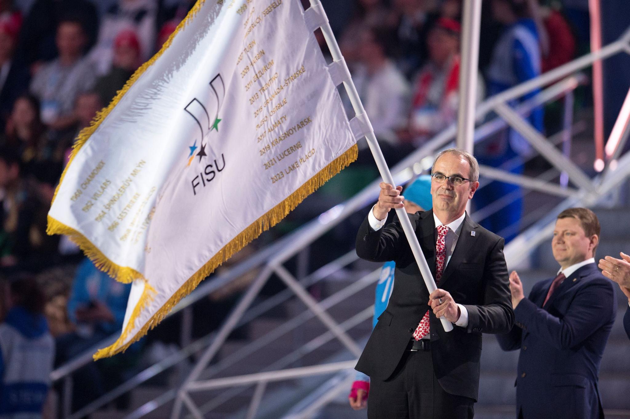 FISU say it was not an easy decision to postpone the Lucerne 2021 Winter Universiade ©FISU