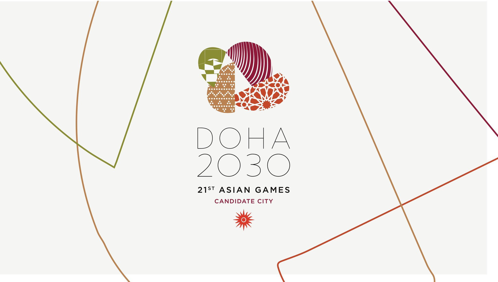 """Qatari officials claim the bid for Doha's 2030 Asian Games campaign """"reflect Qatar's combination of tradition and modernity and its commitment to hosting a magical"""
