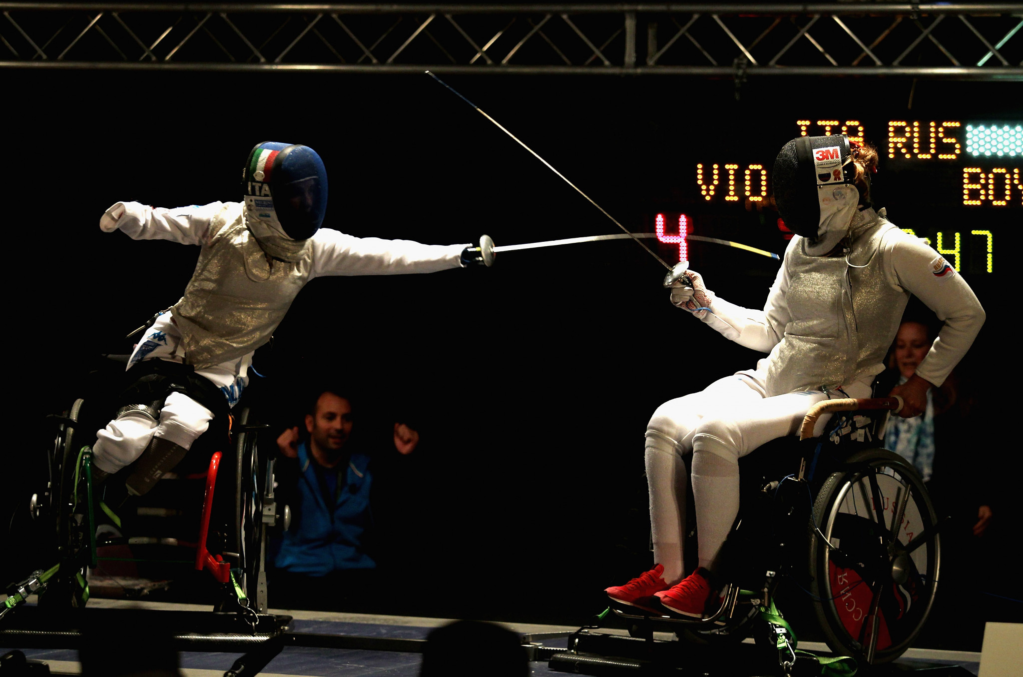 Wheelchair Fencing World Cup in Pisa cancelled over COVID-19 concerns