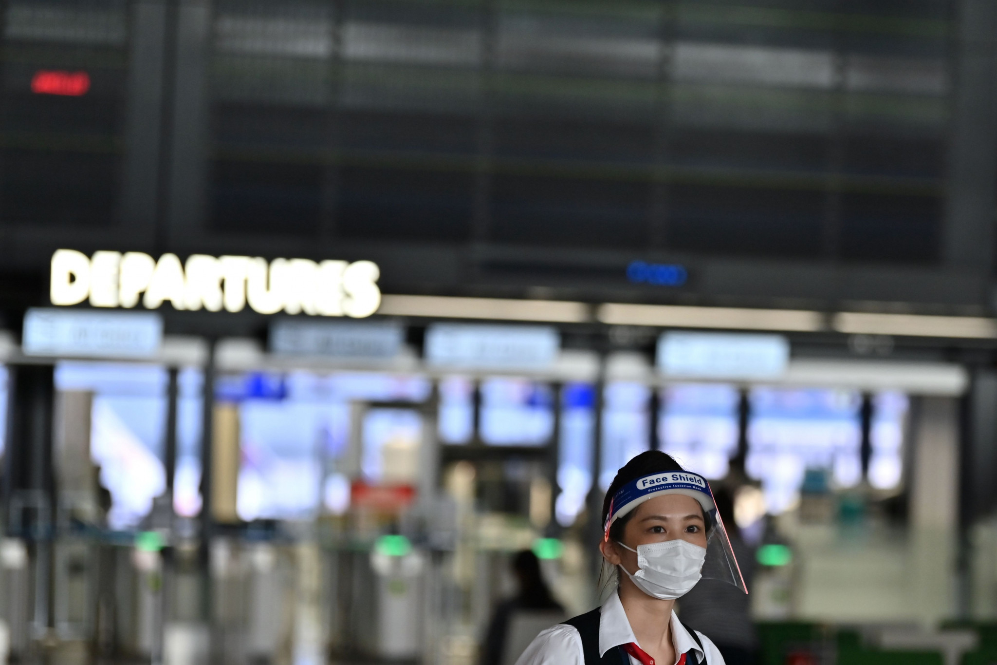 Japan currently has travel restrictions in place to counter COVID-19 ©Getty Images