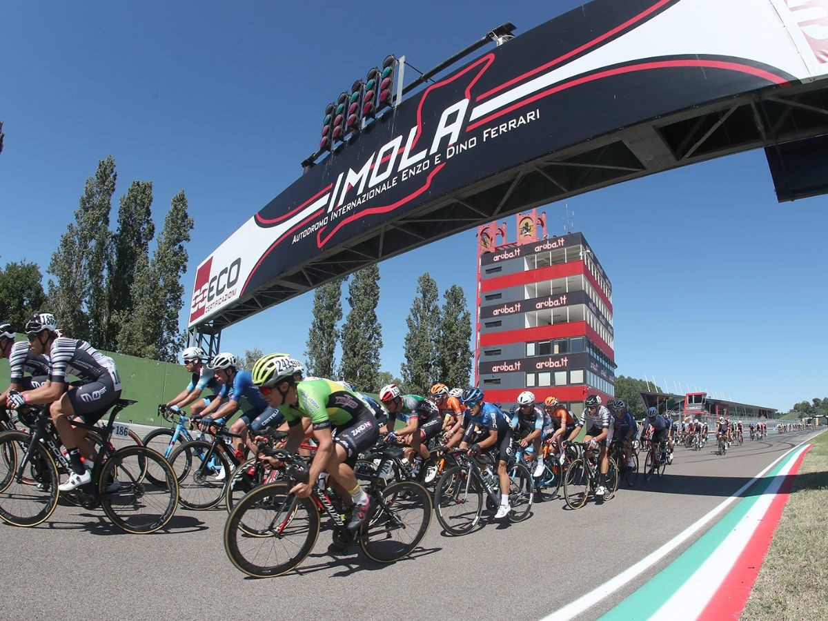 Imola confirmed as replacement host of 2020 UCI Road World Championships