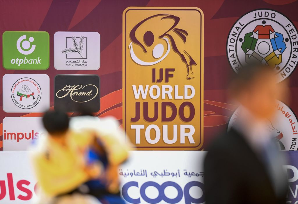 The IJF World Tour is set to resume with the Budapest Grand Slam next month ©Getty Images