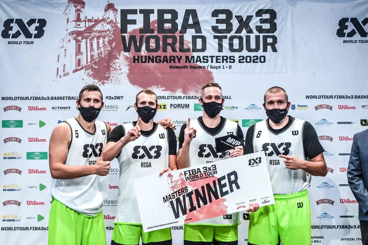 Miezis is the hero as Riga clinch FIBA 3x3 World Tour title in Debrecen