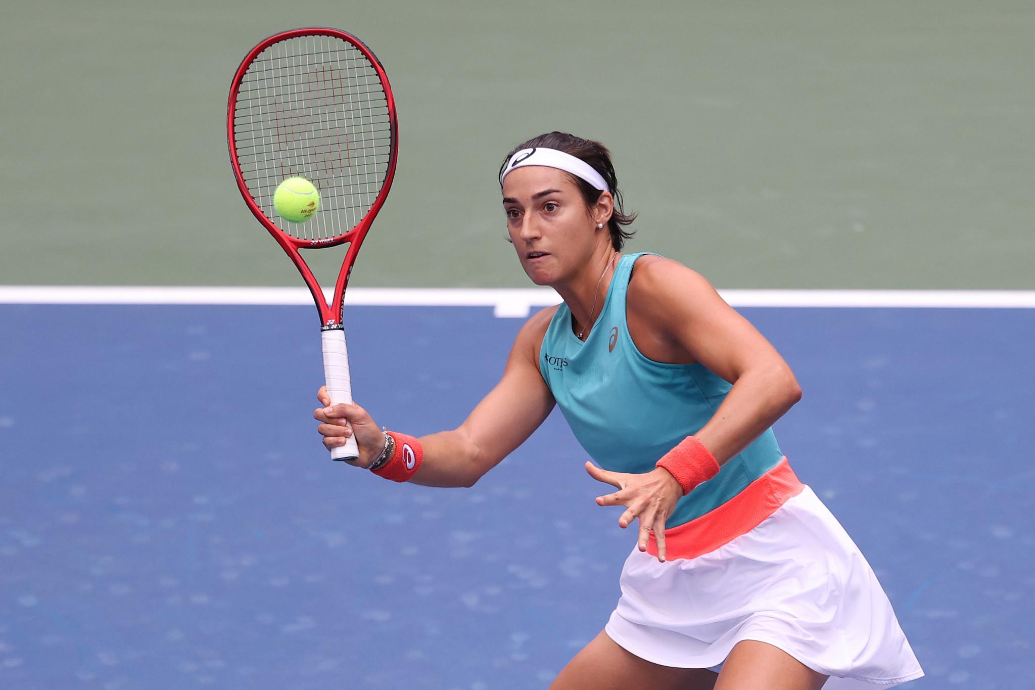 Djokovic through but women's seeds start to fall at US Open