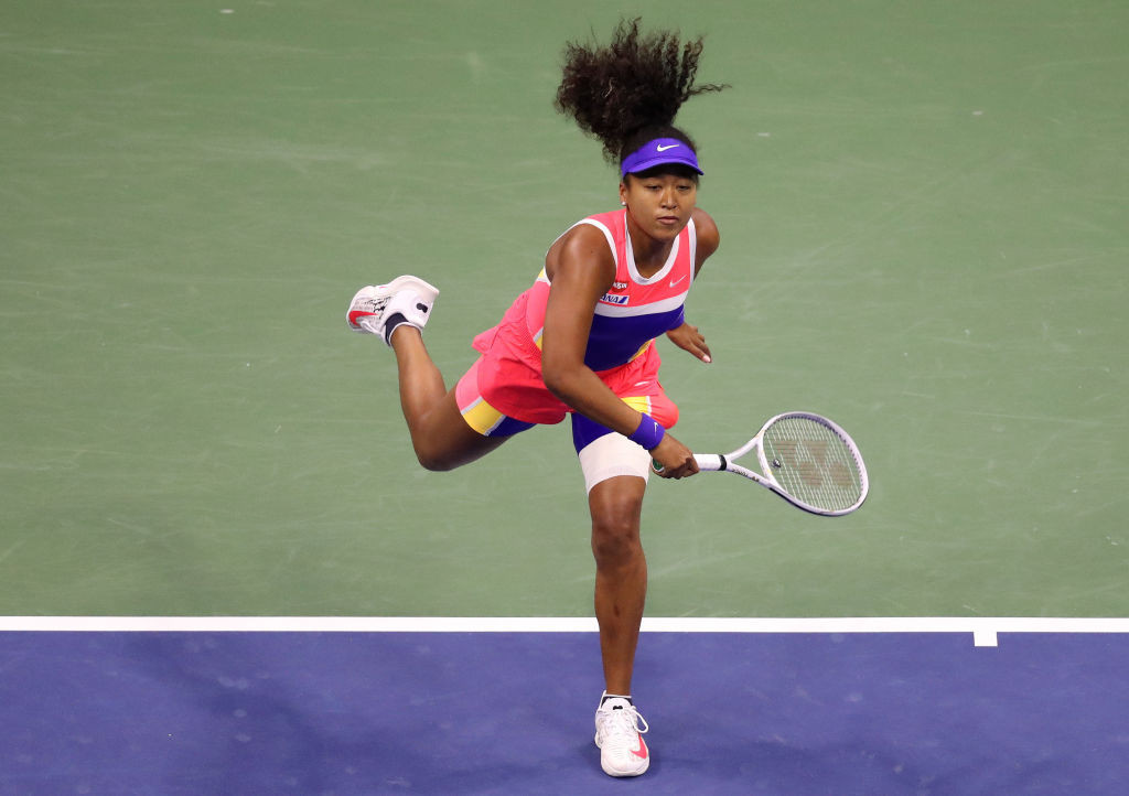 Former champion Osaka cruises into third round at US Open