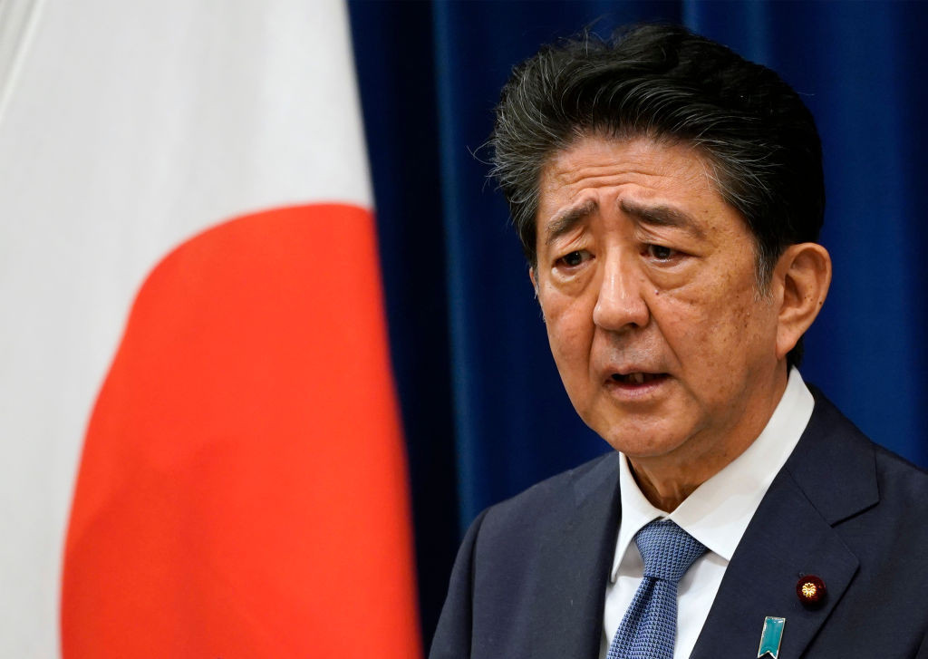 Tokyo 2020 organisers are hopeful Shinzō Abe will remain involved in preparations for the Games ©Getty Images