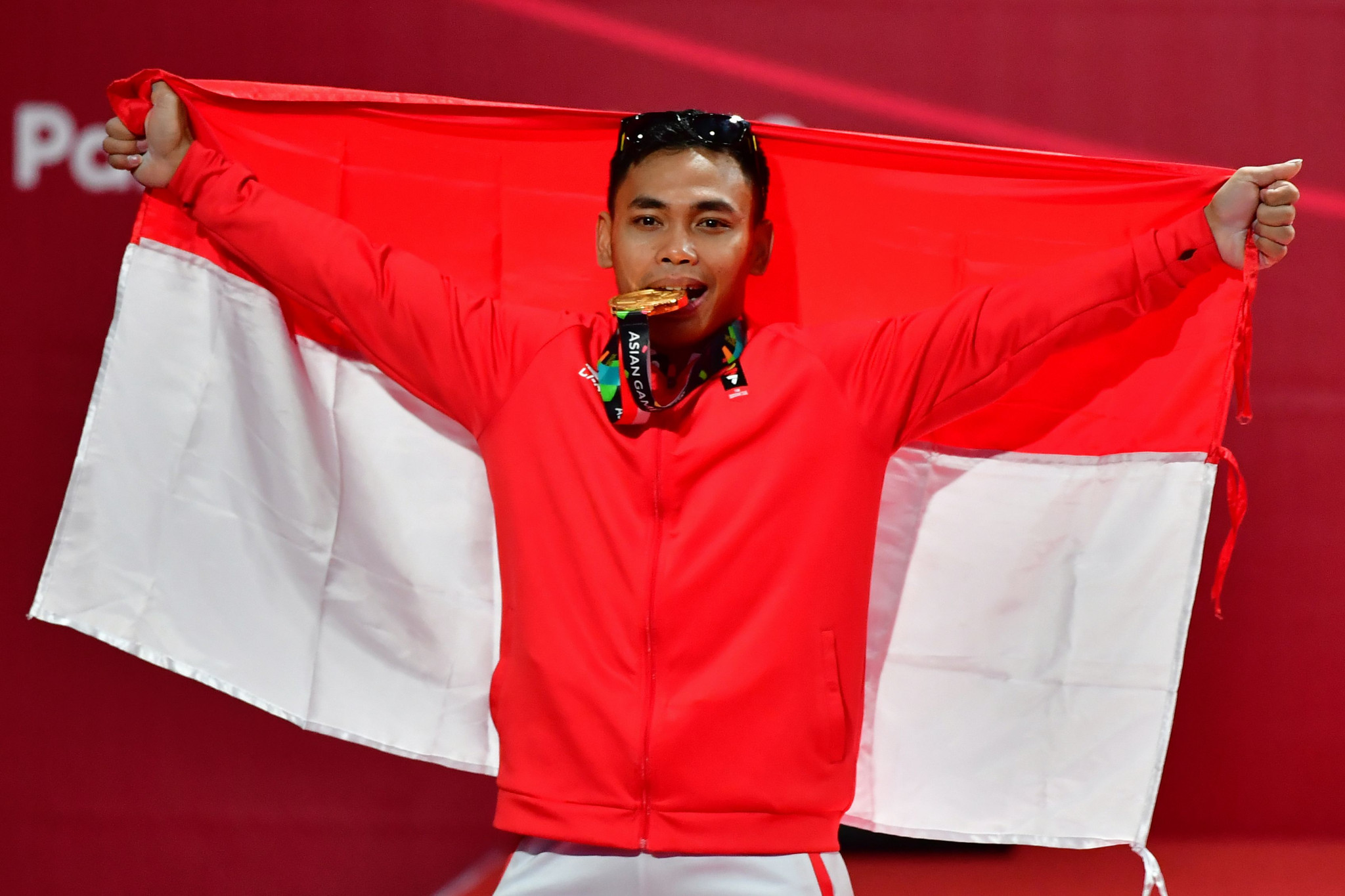 Indonesia has targeted success in weightlifting at Tokyo 2020 ©Getty Images