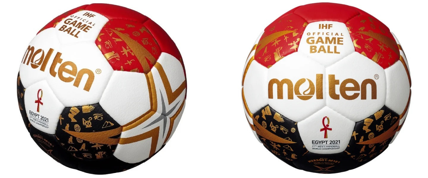 IHF unveils official ball for 2021 Men's World Championship in Egypt