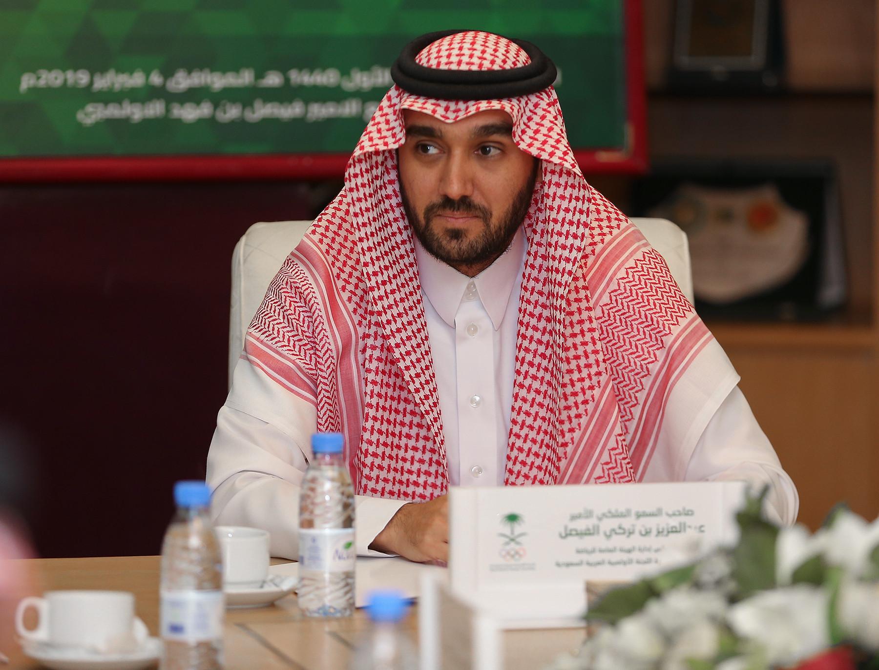 Saudi Arabia NOC hosts inaugural International Athletes' Virtual Forum
