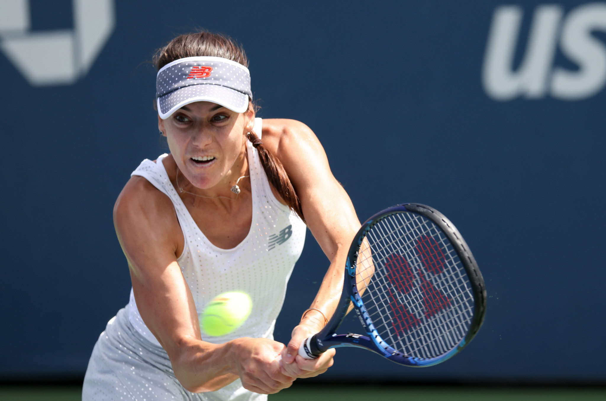 Two more women's top-10 seeds crash out on day four of US Open