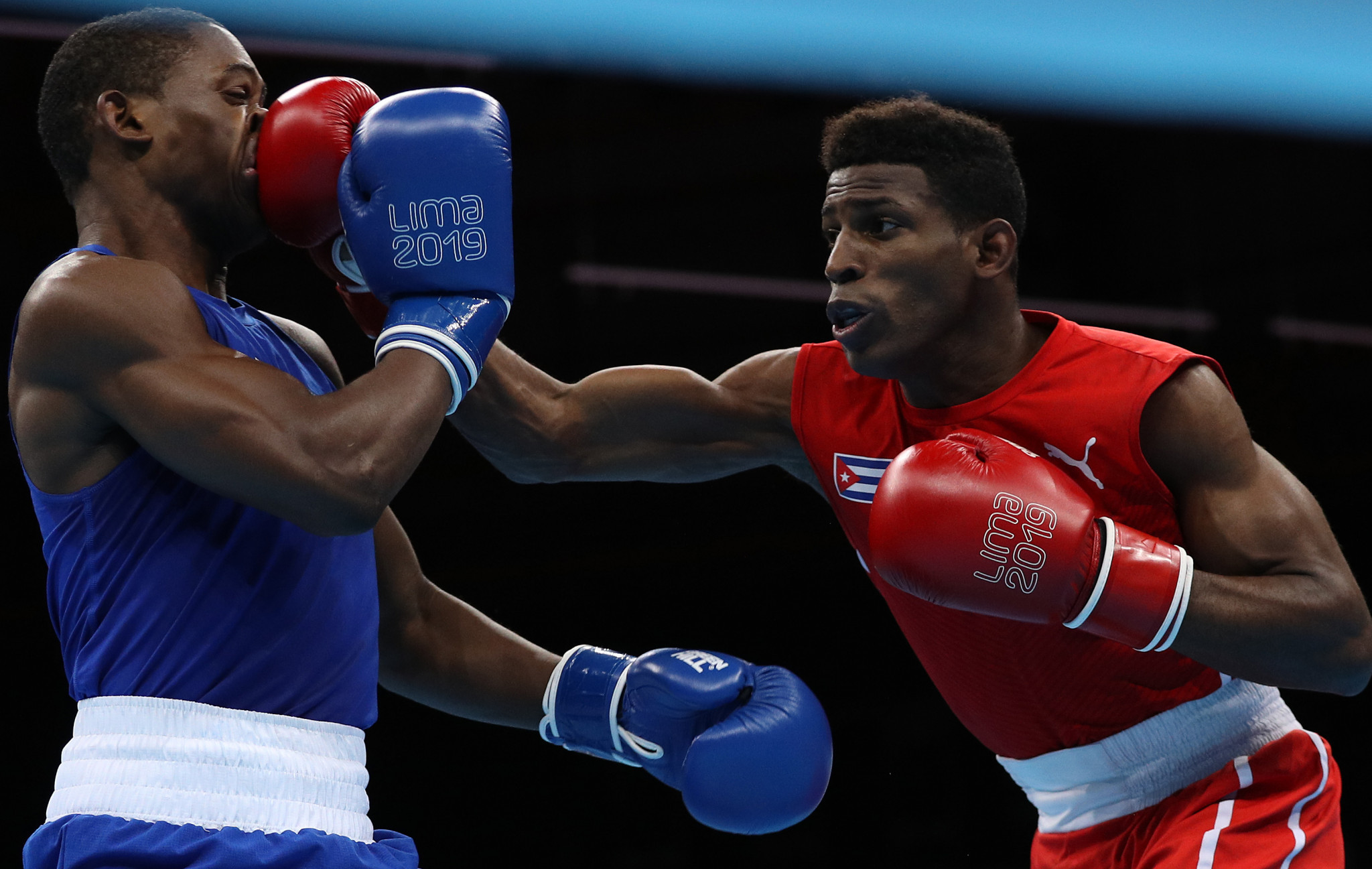 Cuban boxers attend training camp in preparation for Olympic qualifier