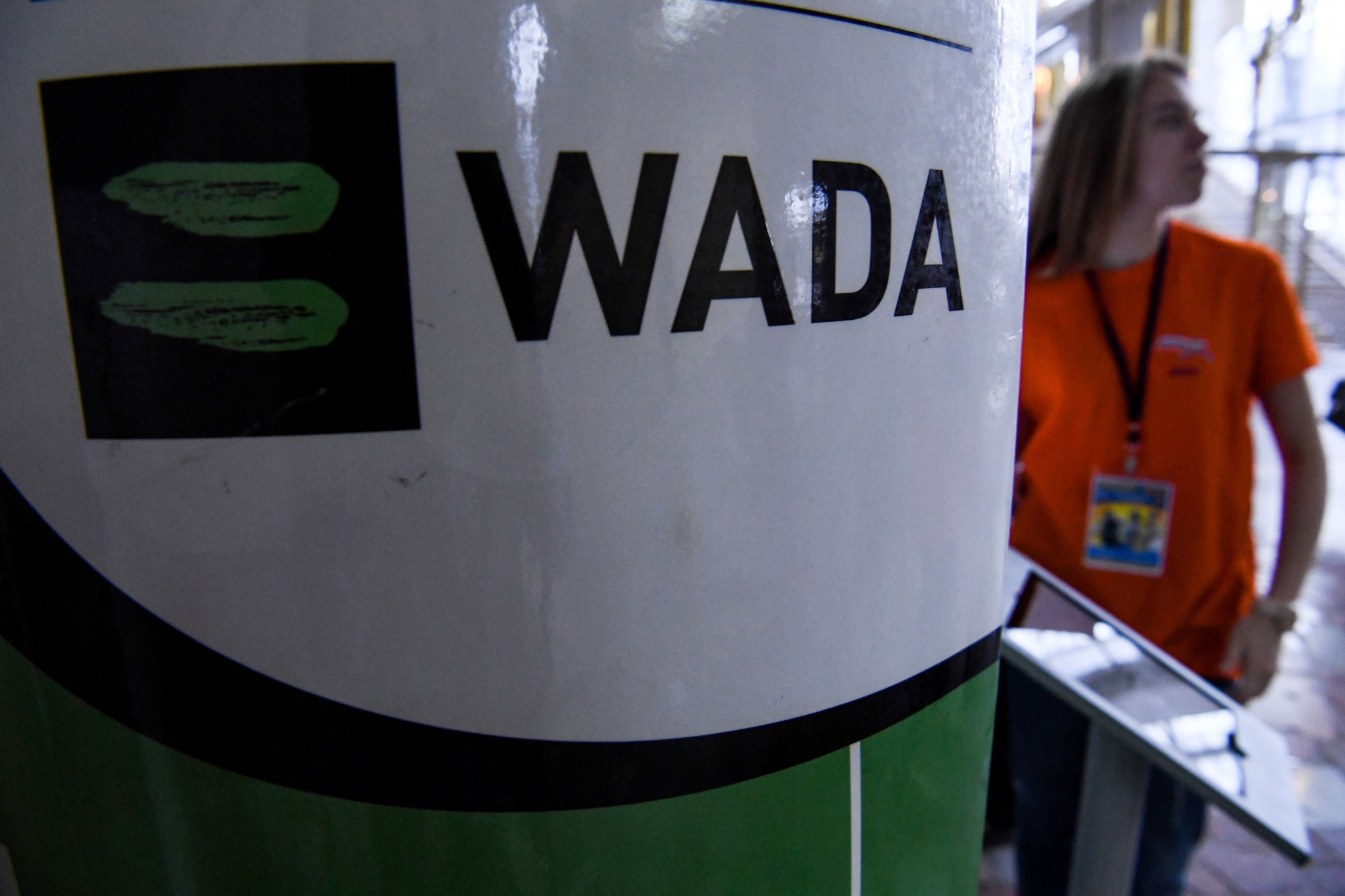 The dispute between WADA and USADA has intensified in recent months ©Getty Images