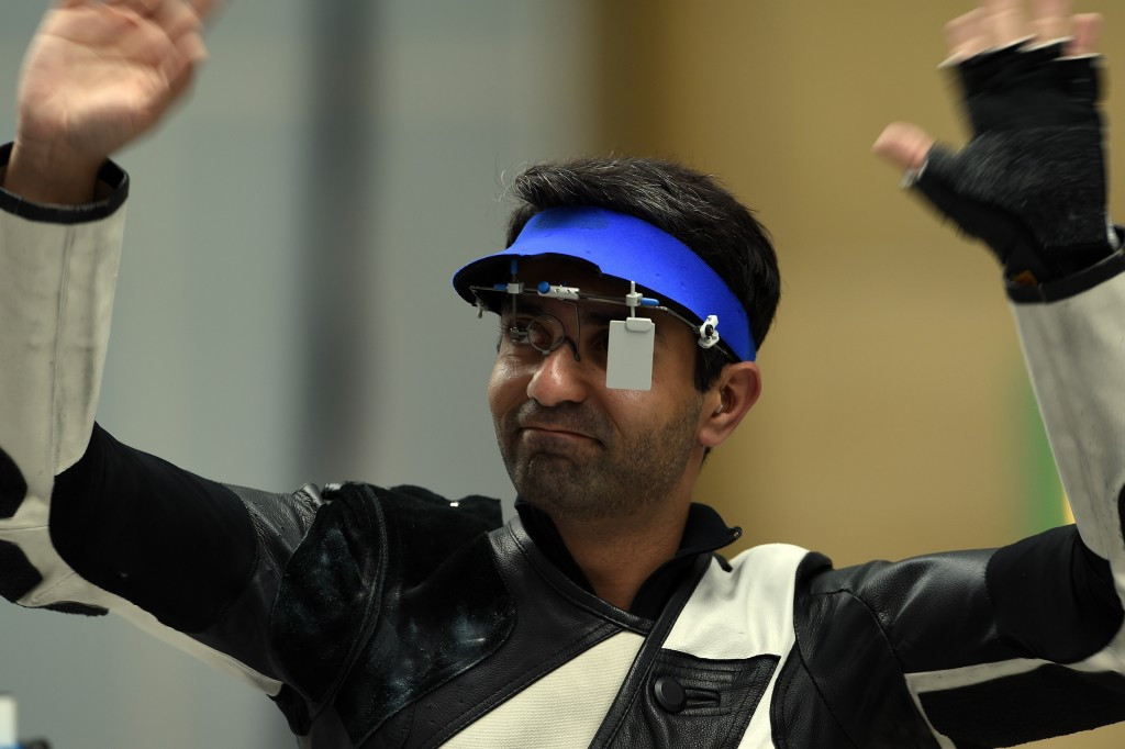 Bindra to miss Asian qualifying event to give fellow Indians chance to earn Rio 2016 berths