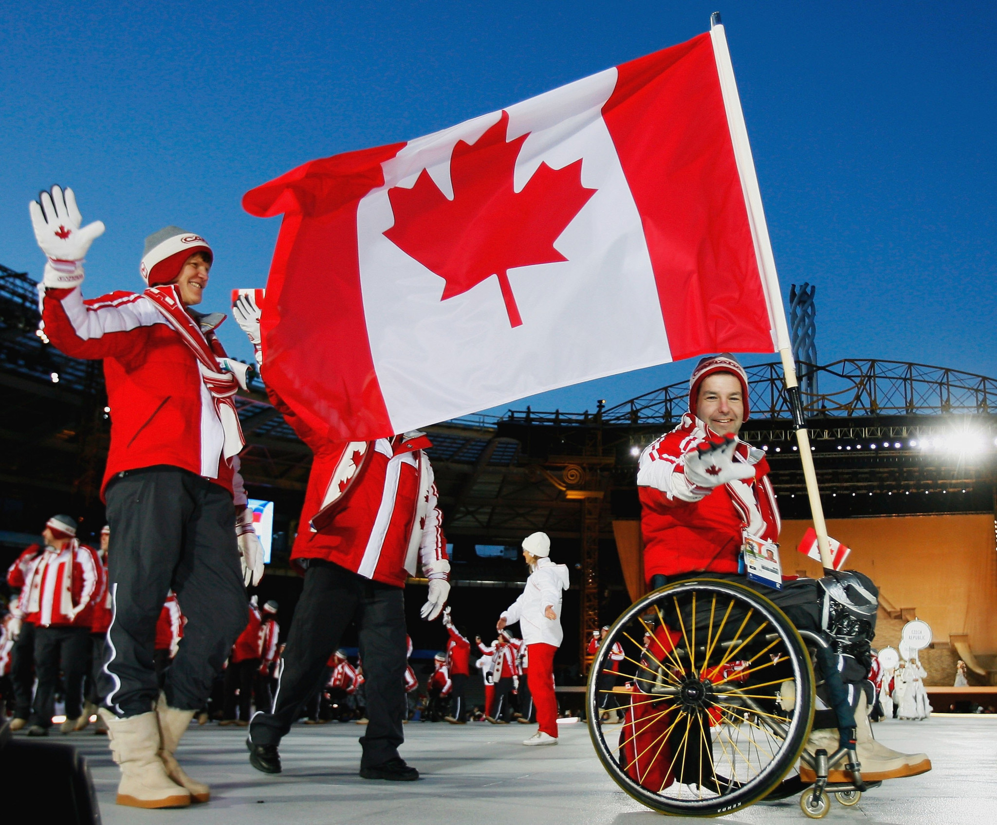 The Paralympic Foundation of Canada is the charitable arm of the Canadian Paralympic Committee  ©Getty Images