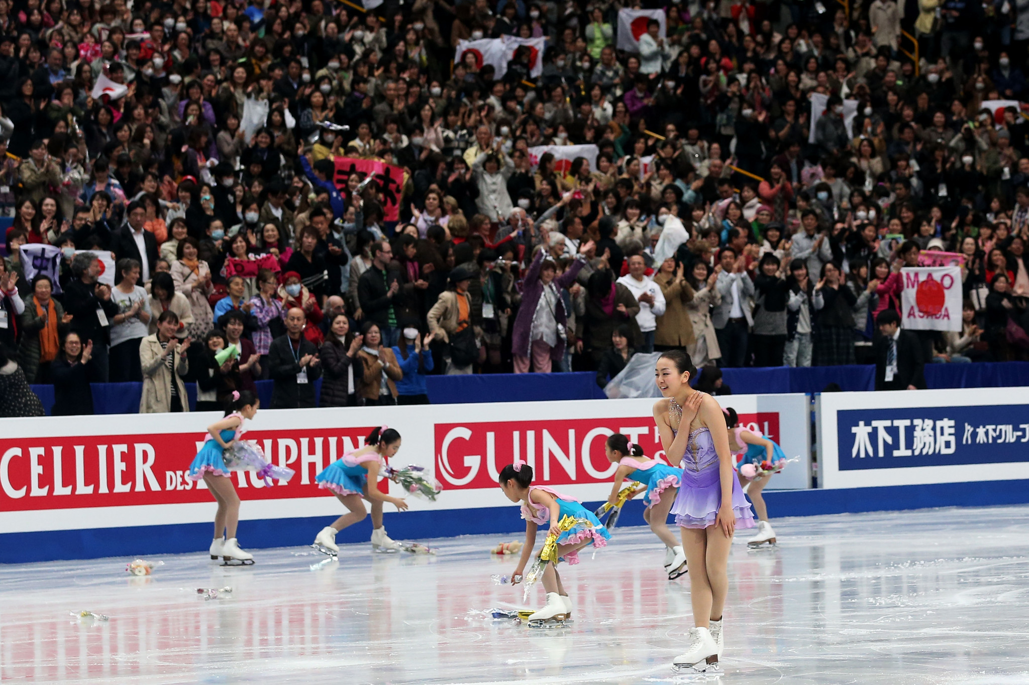 Saitama bidding to host World Figure Skating Championships for third time in 10 years