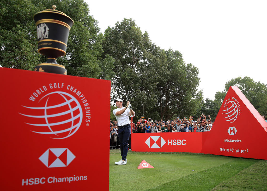 WGC-HSBC Champions in Shanghai cancelled due to COVID-19 pandemic