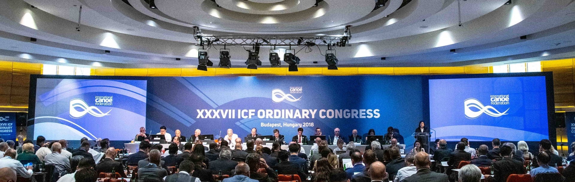 Budapest hosted the last ICF Congress in 2018 ©ICF