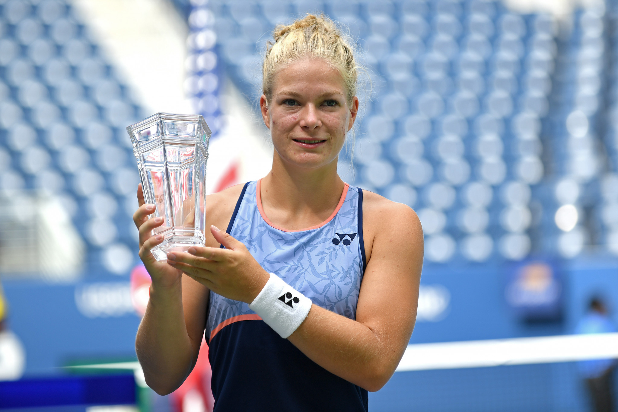 Diede de Groot won the US Open singles title in 2019, taking her singles Grand Slam tally to seven ©Getty Images