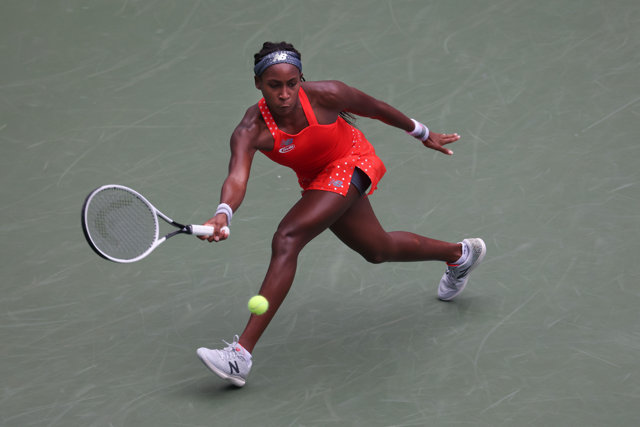 Gauff aiming for Tokyo 2020 qualification after postponement boosted chances