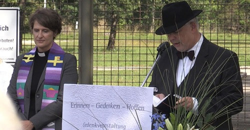 Ceremony to mark 48th anniversary of Munich Massacre held in Germany