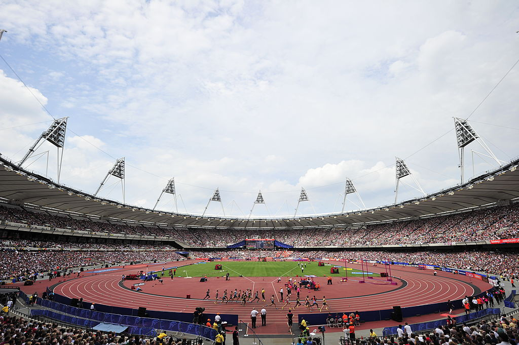 The chief executive of UK Athletics has said Britain is not guaranteed to host a Diamond League meeting in 2021 ©Getty Images