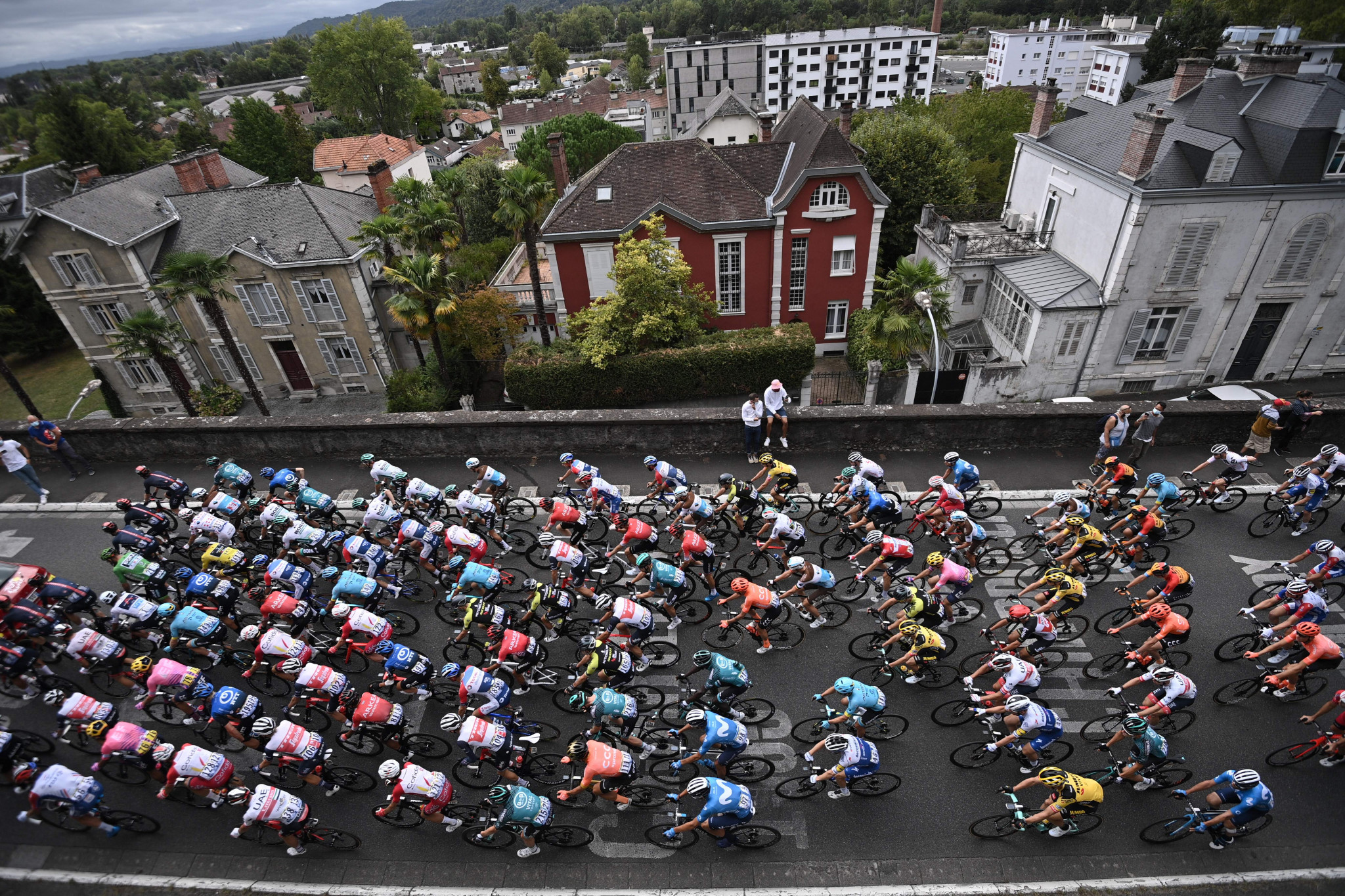 The first Grand Tour of the season, the Tour de France, is currently ongoing ©Getty Images