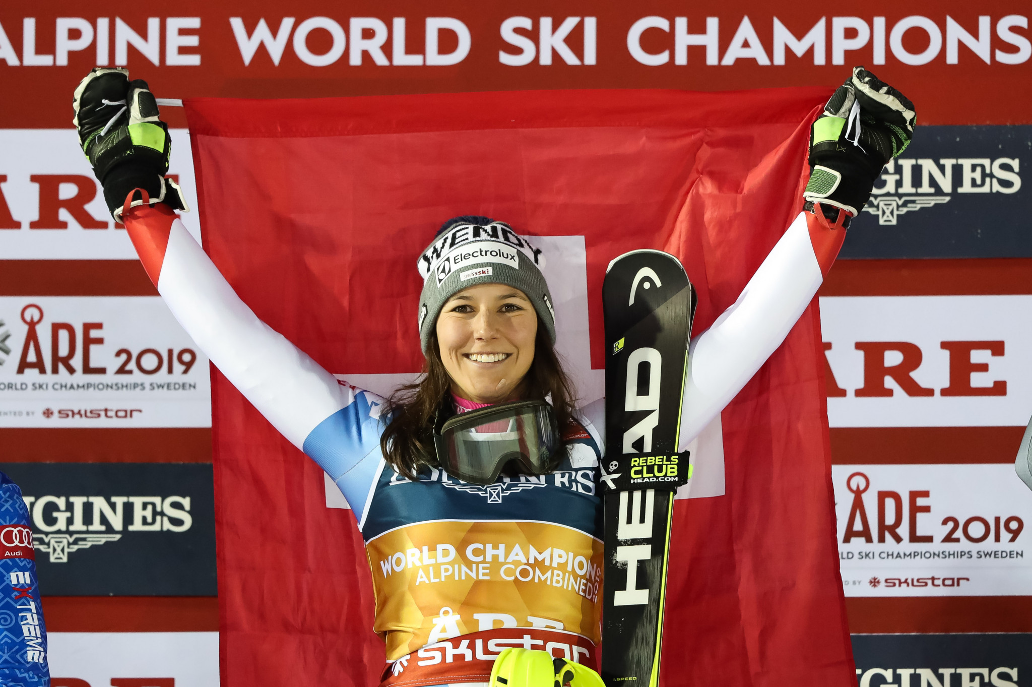 Wendy Holdener has won three world titles  ©Getty Images
