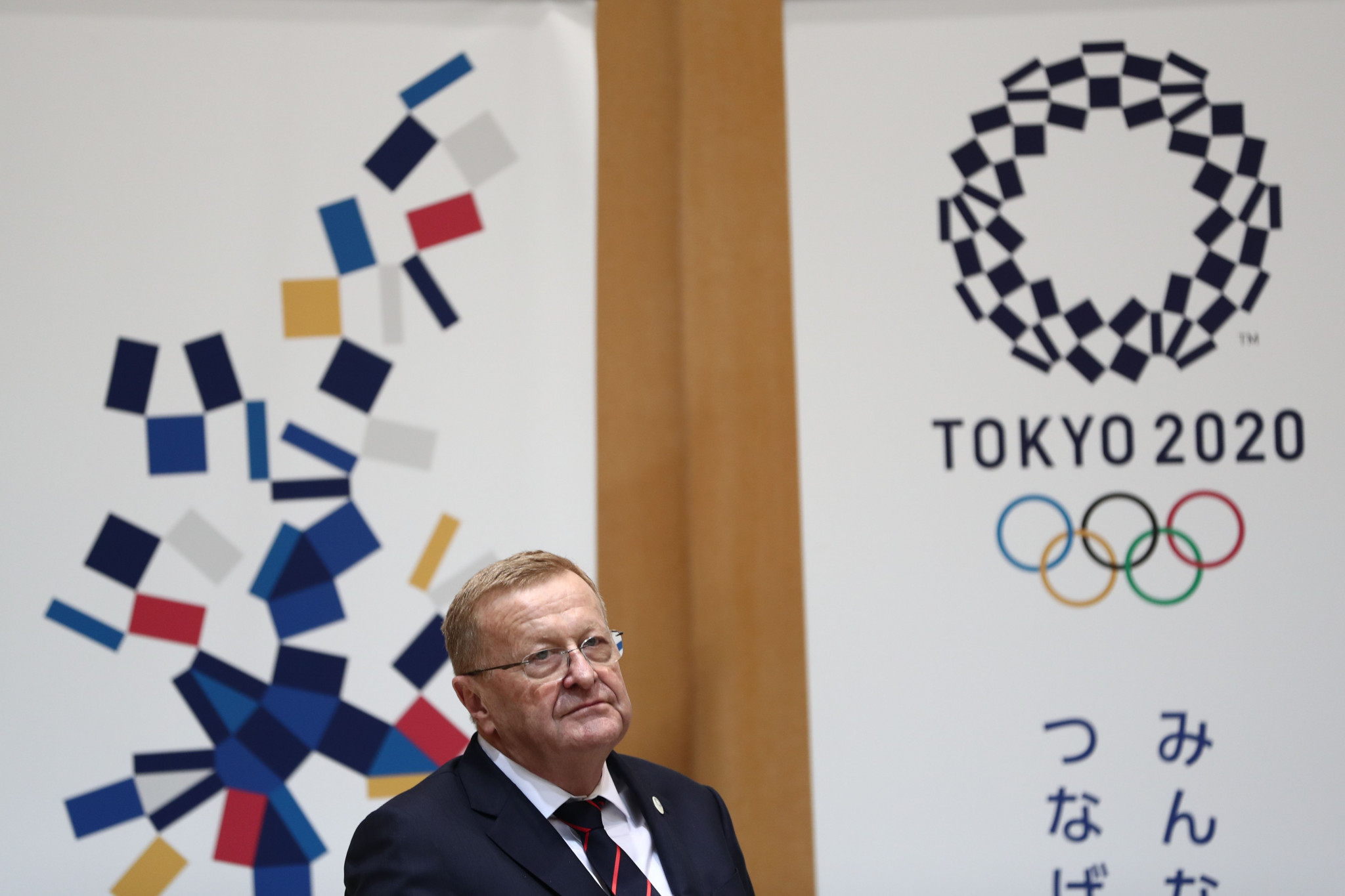 John Coates has said Tokyo 2020 will take place next year with or without COVID-19 ©Getty Images