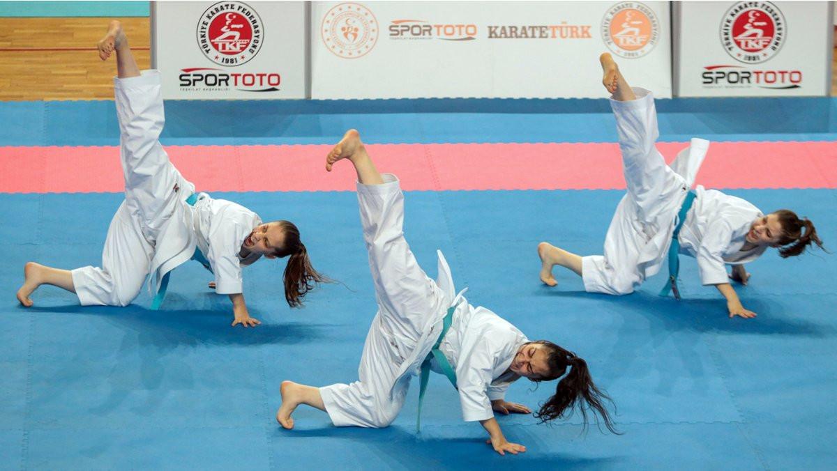 Turkey hosts massive kata tournament under COVID-19 safety guidelines