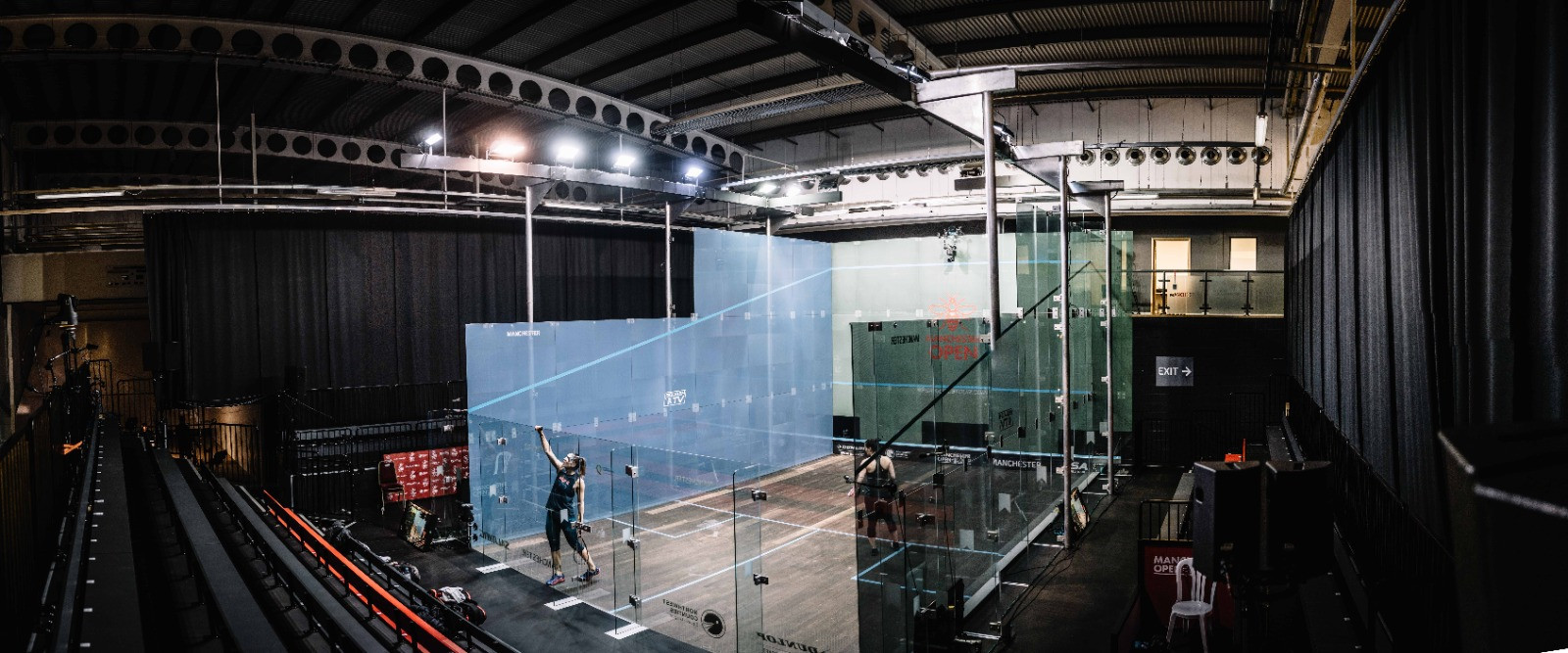 "Manchester Open to be held in ""bubble"" as PSA World Tour returns next week"