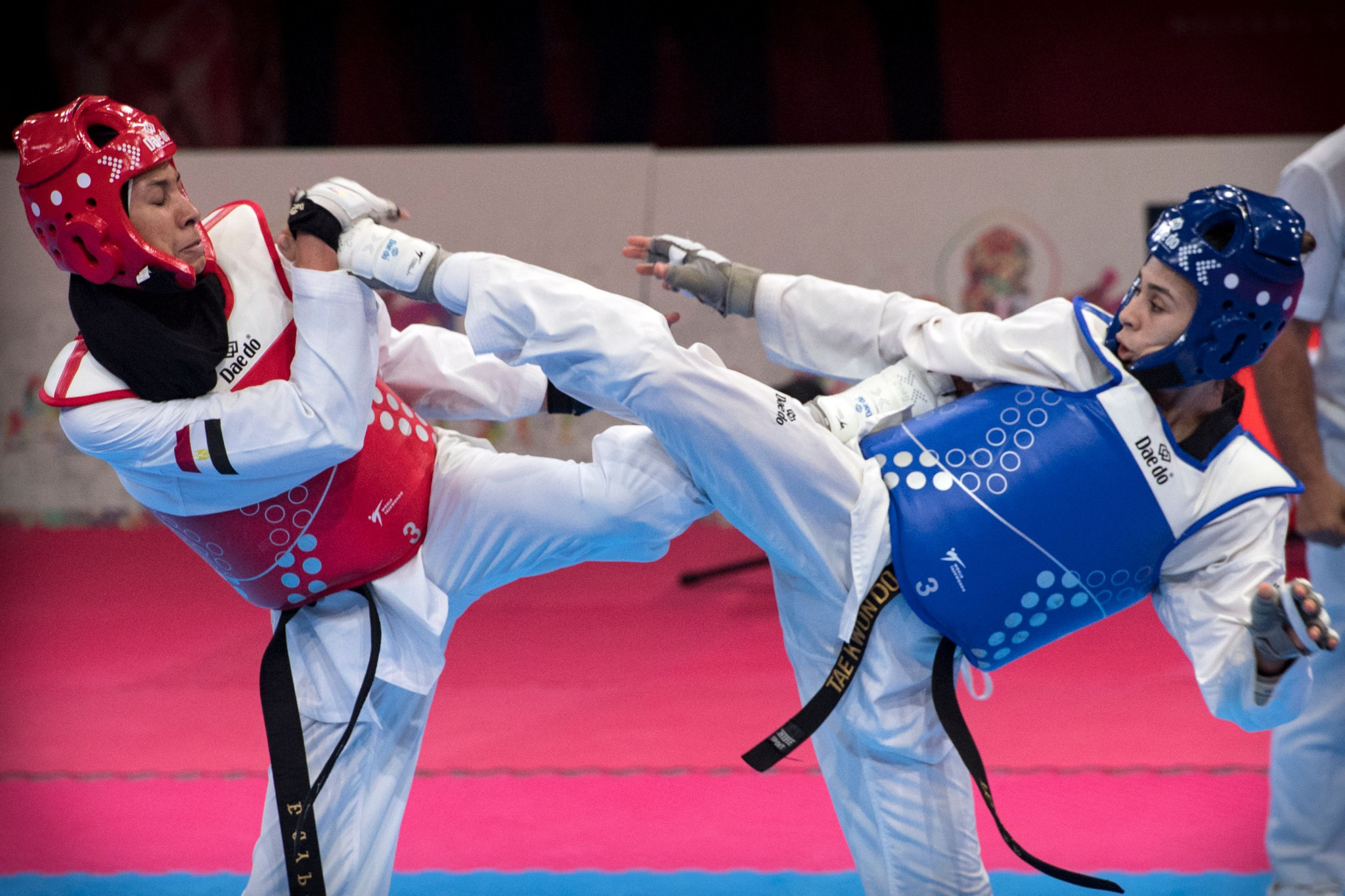 Morocco's Tokyo 2020-qualified taekwondo players attend 20-day training camp