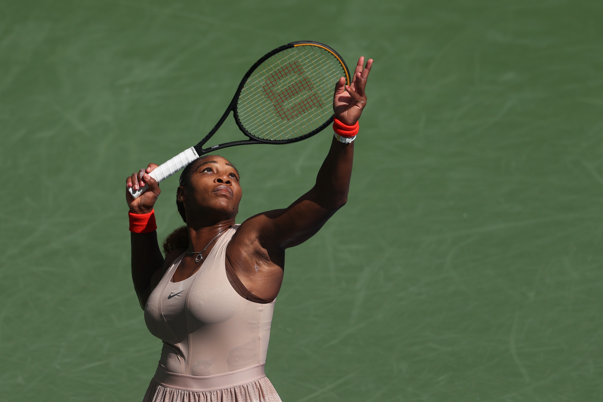Williams and Thiem book quarter-final places as US Open enters second week