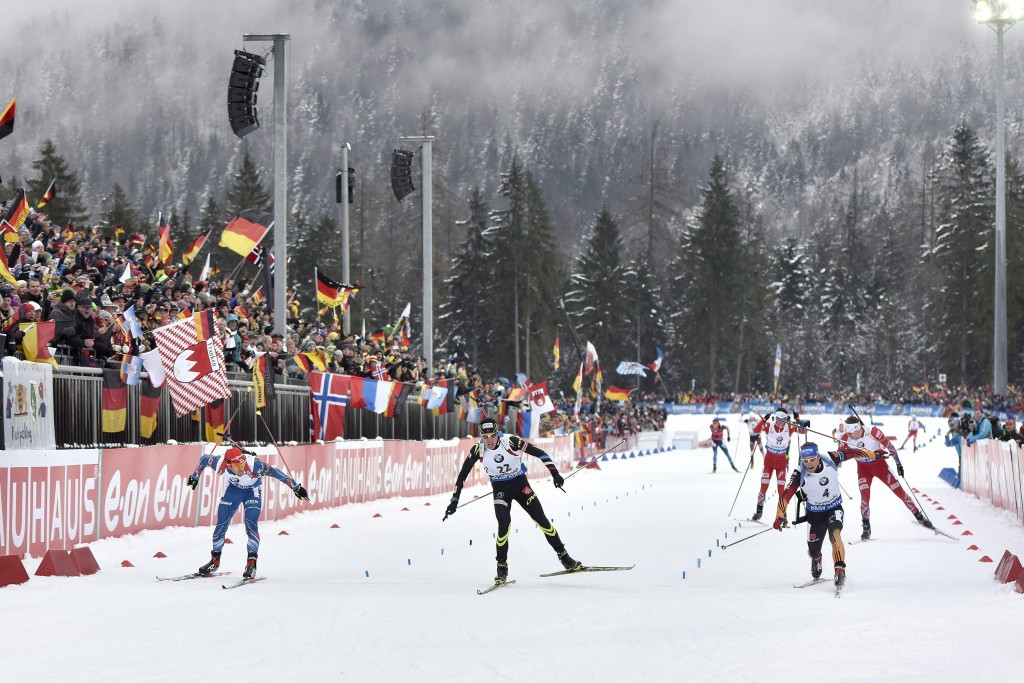 Ruhpolding to host fourth IBU World Cup after lack of snow prevents competition in Oberhof