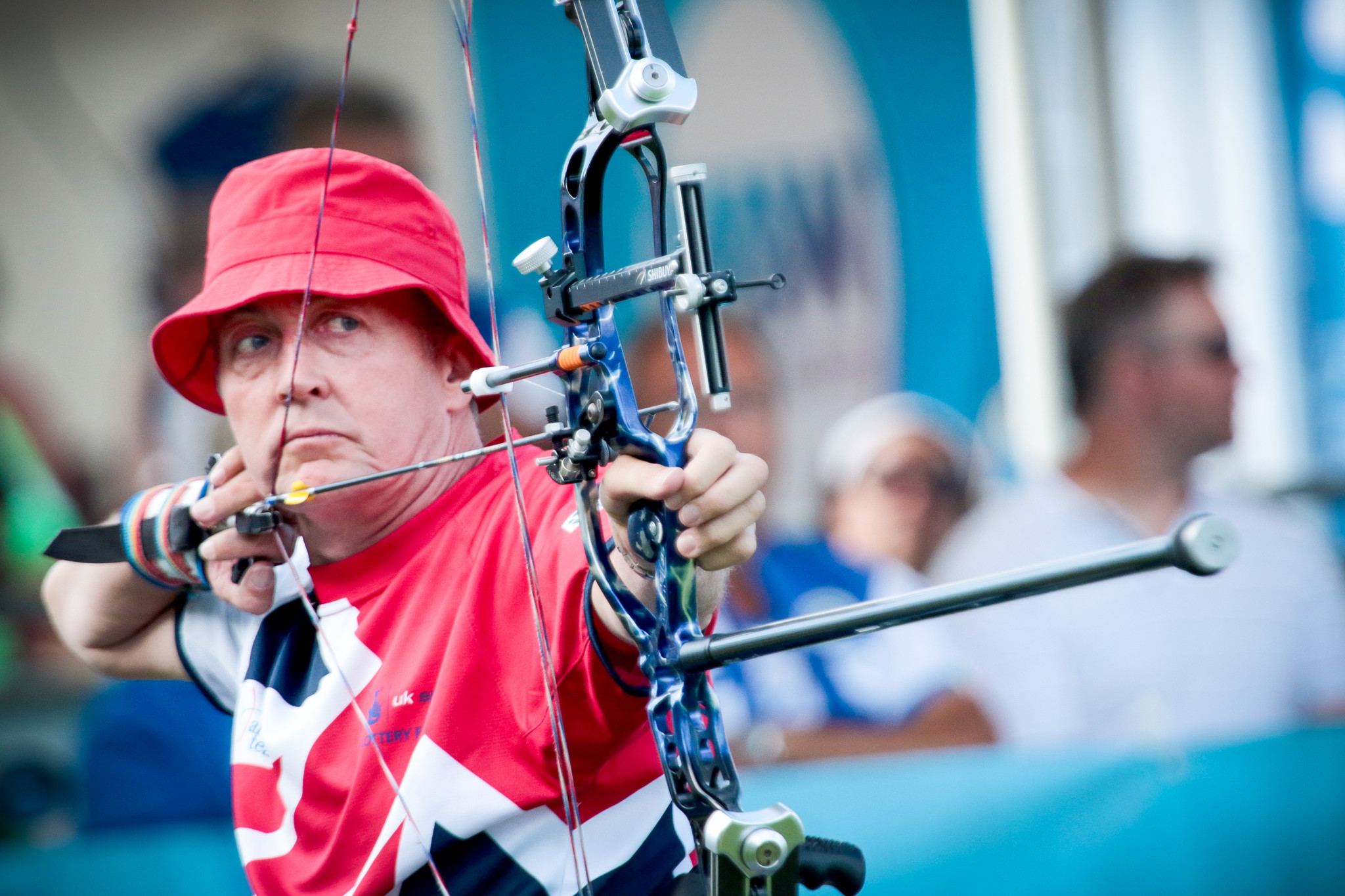 Five-time Paralympic archer Cavanagh retires due to ongoing injury