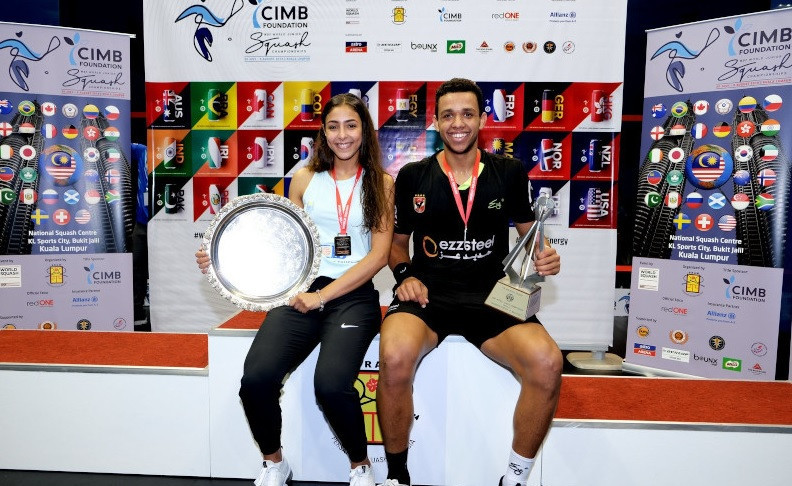 WSF names Egypt as hosts for two World Championships