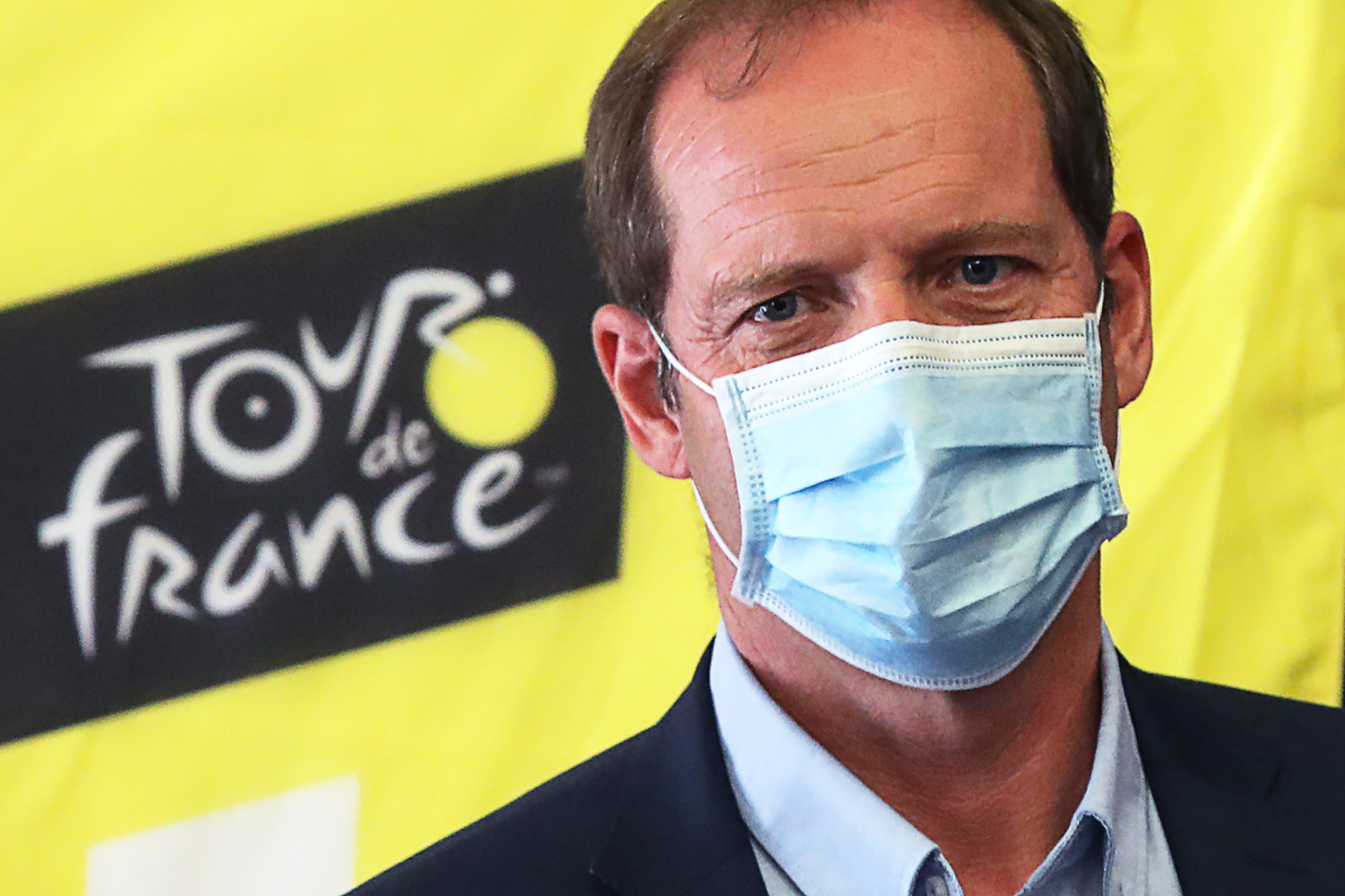 Tour de France race director tests positive for coronavirus as Bennett clinches maiden stage win