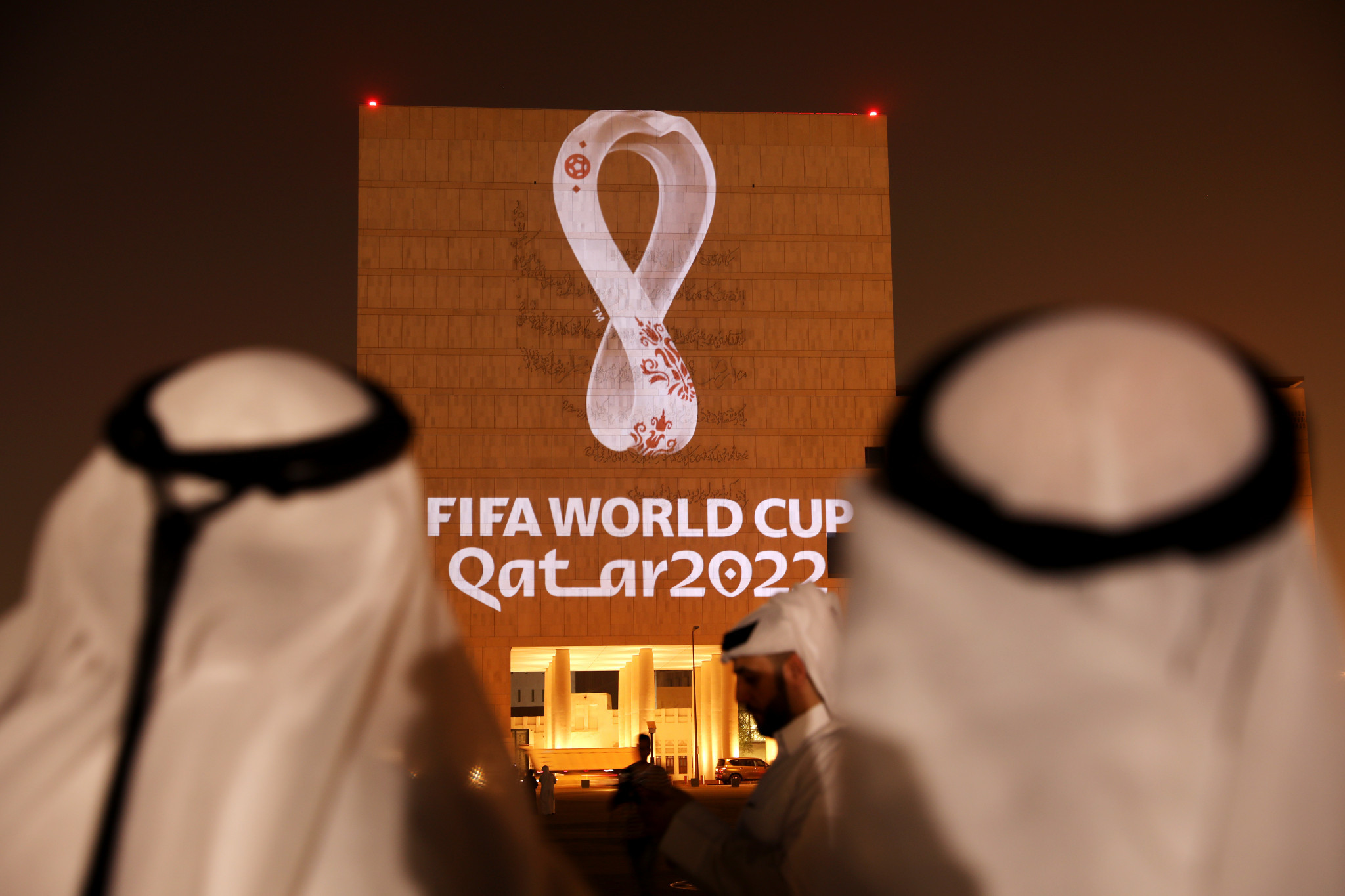 Qualifiers for the 2022 FIFA World Cup in Qatar have been delayed by the pandemic ©Getty Images