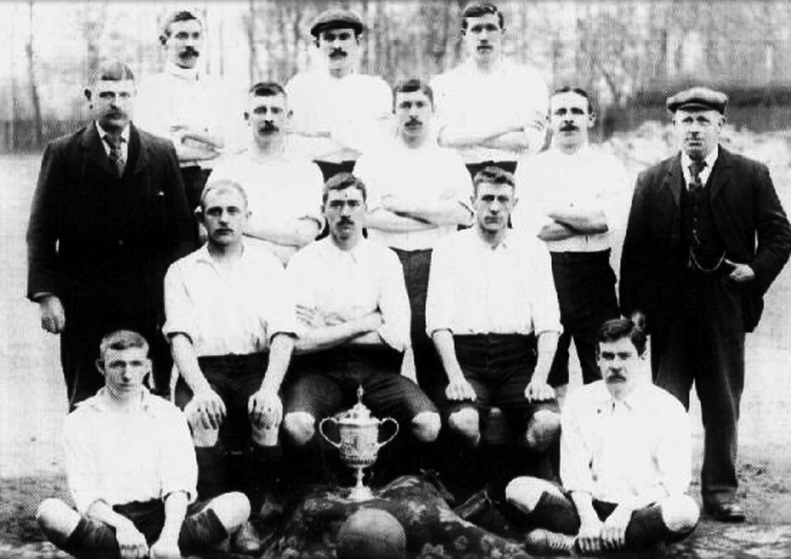 Two-time winners of this FA Cup trophy included Bury, expelled from the English Football League last year because of financial problems, despite having been members since 1894 ©Wikipedia