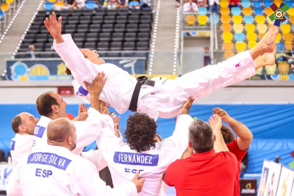 New dates confirmed for Veteran European Judo Championships after COVID-19 postponement