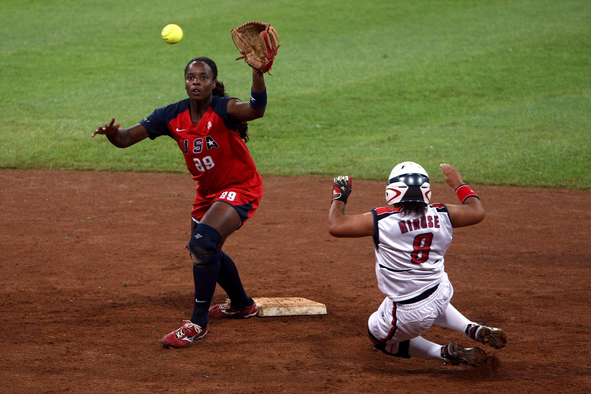Softball is set to make its return to the Olympics at Tokyo 2020, having last appeared at Beijing 2008 ©Getty Images