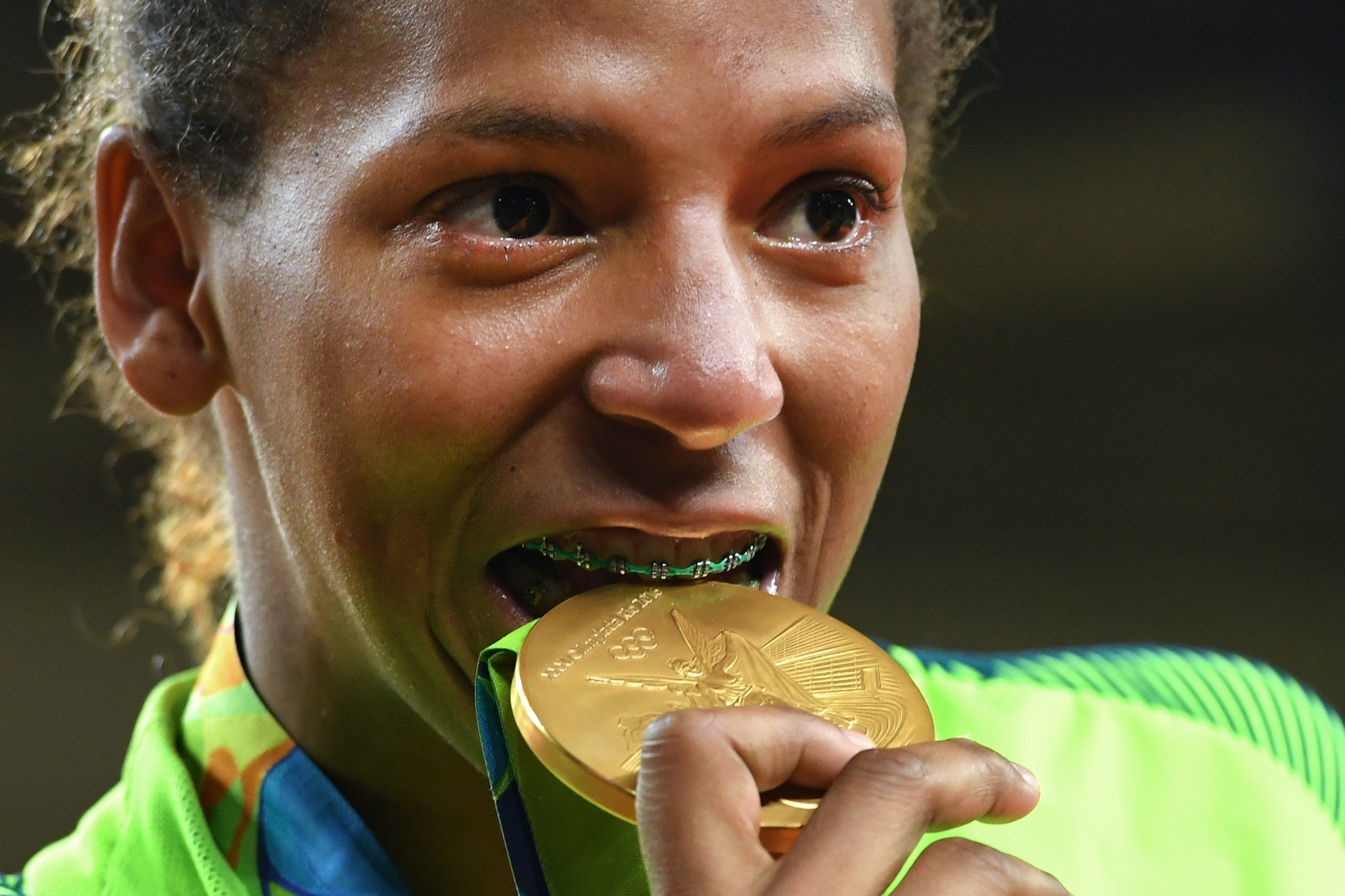 Rafaela Lopes Silva faces missing the Tokyo 2020 Olympics after winning gold at Rio 2016  ©Getty Images