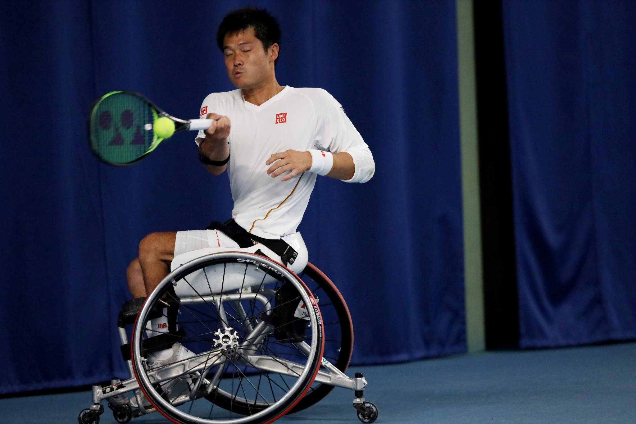 Top seed Japan's Shingo Kunieda, headlines the men's singles field as wheelchair tennis begins at the US Open ©Getty Images